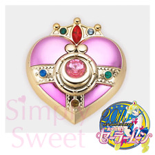 Premium BANDAI Sailor Moon Miracle Romance Cosmic Heart Compact Cheek, US SELLER