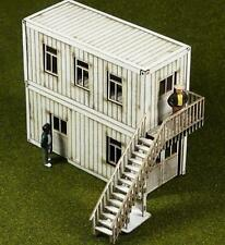 Proses Laser-Cut Container Offices - Kit - OO / HO Gauge - LS-005