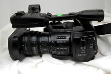 SONY PMW-EX1R XDCAM EX DIGITAL VIDEO HD CAMERA 81 TOTAL HOURS