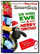 Shaun of the Sheep: We Wish Ewe a Merry Christmas dvd