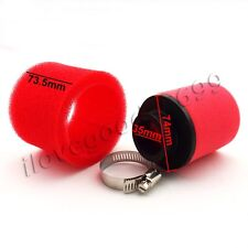 35mm Foam Air Filter For Honda 50cc 70cc 90cc 110cc XR50 CRF50 Pit Dirt Bike