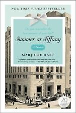 Summer at Tiffany by Marjorie Hart (2010, Paperback)