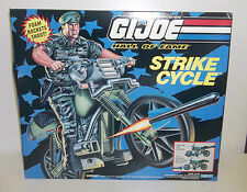 "Hasbro GI Joe 1/6 Scale RAH Hall of Fame Motorcycle Strike Cycle for 12"" Figures"