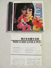PERCY SLEDGE WHEN A MAN LOVES A WOMAN MONO CD JAPAN IMPORT SOUL R&B 2DP2-2368