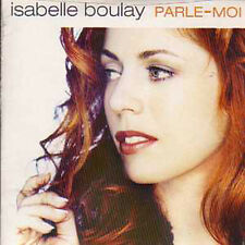 ★☆★ CD Single Isabelle BOULAY Parle moi Promo 1-track CARD SLEEVE ★☆★
