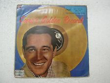 PERRY COMO COMO S GOLDEN RECORDS  RARE LP RECORD vinyl  INDIA INDIAN VG+