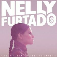 "NELLY FURTADO ""THE SPIRIT INDESTRUCTIBLE"" CD NEU"