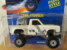 Hot Wheels Tail Gunner #273 White Camo