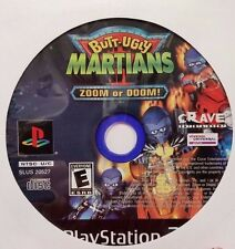 Butt-Ugly Martians: Zoom or Doom (Sony PlayStation 2, 2003) PS2