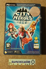 CITY OF HEROES DELUXE COMPLET - PC DVD-ROM FR