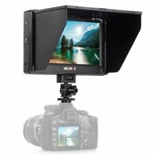 Viltrox DC-70II Clip-on Portable 7 INCH DSLR CAMERA EXTERNAL LCD FIELD Monitor