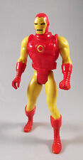 Vintage Marvel Secret Wars Iron Man Action Figure Mattel 1984