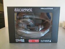 Loot Crate Exclusive Sept 16 Speed Battlestar  Galactica Cylon Raider Viny Fig