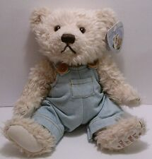 Beary Thankful for Mom Bible Verse Plush Teddy Bear Doll Retired Zondervan 2002