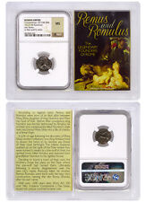 Roman Empire Bronze Nummus of Constantine I (AD 330-340) NGC MS SKU40254