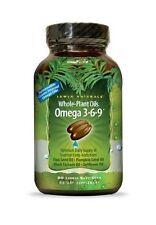 Irwin Naturals - Plant-Sourced Omega 3-6-9 - 90 Softgels