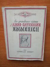 LES GRANDIOSES VISIONS D'ANNE-CATHERINE EMMERICH