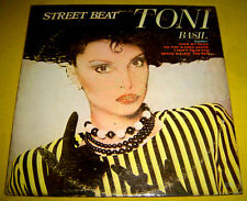 PHILIPPINES:TONI BASIL - Street Beat LP.Do You Wanna Dance,80's,STREET BEAT,RARE