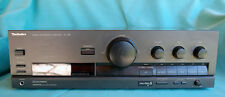 TECHNICS SU-G90 STEREO INTEGRATED AMPLIFIER EXC. CONDITION MADE IN JAPAN