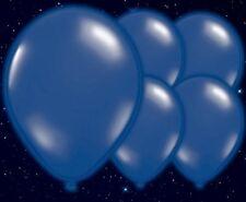 ILLOOM LED LIGHT UP BALLOONS 5 PACK DARK BLUE