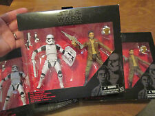 STAR WARS BLACK SERIES POE DAMERON first order riot control STORMTROOPER TARGET