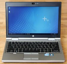 "HP Elitebook 2570p 12.5"" i5 2.80GHz 4GB 320GB DVDRW WEBCAM BT Win10pro Grade A"