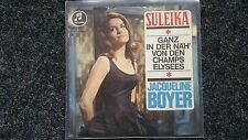 Jacqueline Boyer - Suleika 7'' Single