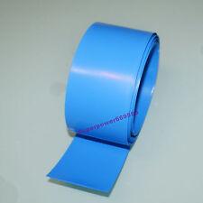 3m (3.28FT) long 66mm wide PVC heat shrink tube for 18650 2S2P battery pack