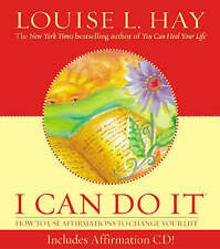 """I Can Do It: How To Use Affirmations To Change Your Life. Louise L. Hay """"NEW"""""""