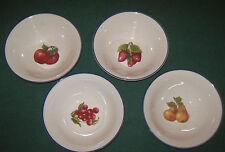"""Casa/Arredamento"""" PIATTI FONDI GM """"Cucina/Bricolage/Porcellane Per Alimenti/Pz.4"""