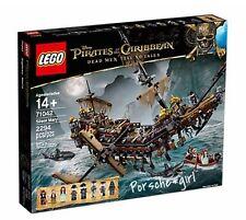 LEGO 71042 Pirates of the Caribbean Silent Mary Dead Men Tell No Tales BONUS