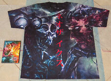 Neo xyx limited edition + incroyable T-shirt Dreamcast comme batsugun tatsujin ou