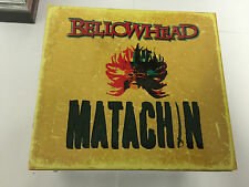 Bellowhead Matachin (Deluxe Hardback Edition) CD 5060169470644