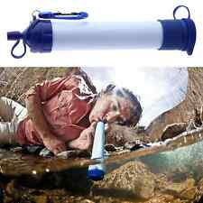 Waterstraw Portable Personal Water Filter Purification Camping Survival