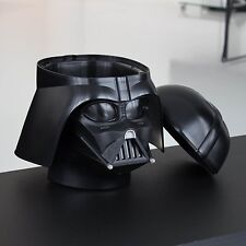 STAR WARS DARTH VADER STORAGE HEAD LARGE BOYS BRAND NEW IN BOX FREE P&P