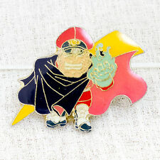 Street Fighter 2 Metal Pins Badge Vega Capcom Character JAPAN GAME 3