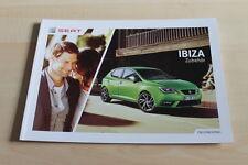 129690) Seat Ibiza - Zubehör - Prospekt 06/2013