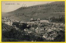 cpa Alsace MARKIRCH In deutscher Sprache im Jahr 1915 Ste MARIE aux MINES