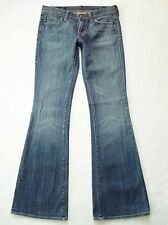 COH Citizens of Humanity Size 26 Gabrielle Jeans h Yoke Stretch Low Bell Flare