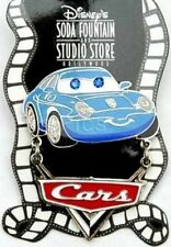 Disney Pin: DSF Disney Soda Fountain Disney-Pixar Cars Opening Day (Sally)
