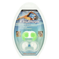 Silicone Ear Plugs - Adult - Hypo-allergenic Earplugs for Swimming/swimmer JXUK