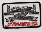 GULF OF GEORGIA CANNERY NHP VANCOUVER SOUVENIR PATCH
