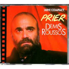 MAXI CD Demis ROUSSOS Prier version longue 3 tr RARE