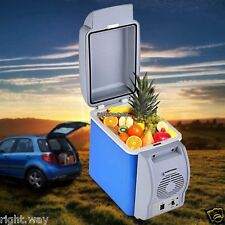 7.5L DC 12V Portable Mini Fridge Refrigerator Cool and Warm for Auto Car Boat