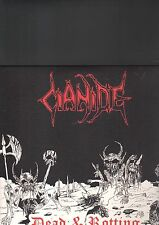 CIANIDE - dead & rotting LP