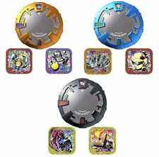 NEW!! Bandai Digimon Universe Appli Monsters Appmon Pairing Cover set from Japan