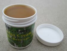 Cream Chaga (Bees wax + Olive oil) 20g / natural antioxidant / Hand made /