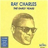 Early Years, Ray Charles, New