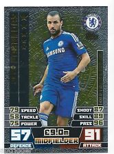 2014 / 2015 Topps Match Attax GOLD Limited Edition (LE1) Cesc FABREGRAS Chelsea