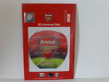 3D Medium Universal Sticker Arsenal FC Official Gunners for Console iPad New